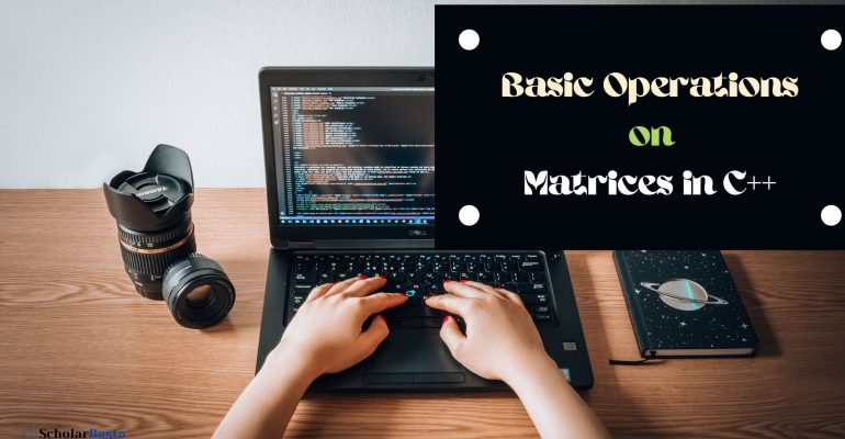 Basic-Operations-on-Matrices-in-C