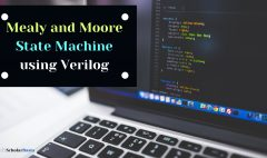 Mealy and Moore State Machine using Verilog