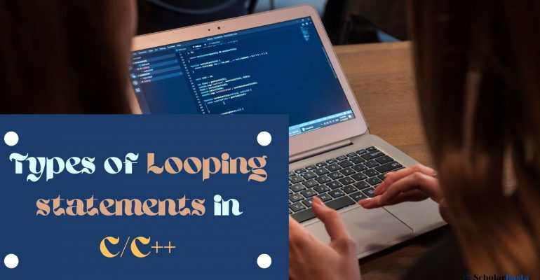 Looping statements in C_C++