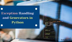 Exception Handling and Generators in Python