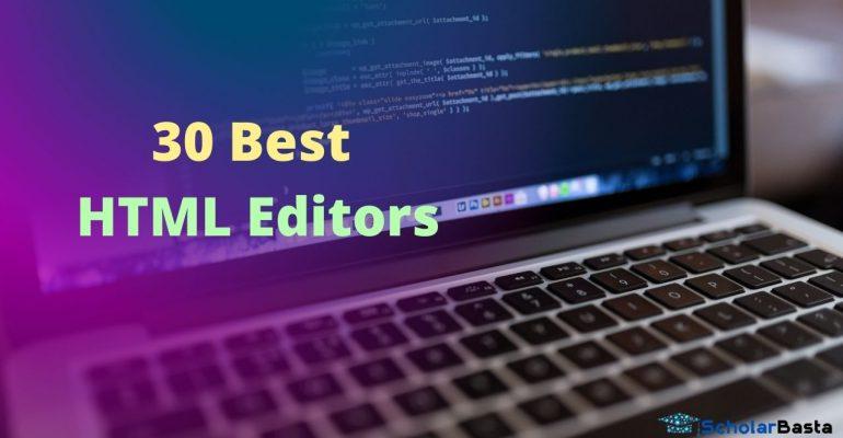 HTML-Editors